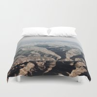 rocky Duvet Covers featuring Rocky by Ryo Ruiz