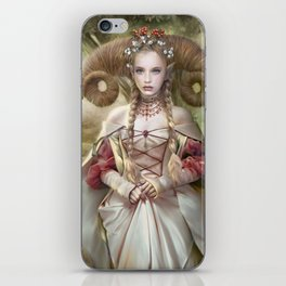 The Counselor iPhone Skin