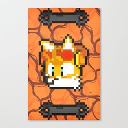 Tails Prower : Sonic Boom Canvas Print