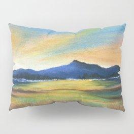 Morning Bliss, Imaginary Landscape Pillow Sham