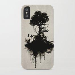 Last Tree Standing iPhone Case