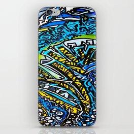 Waves iPhone Skin