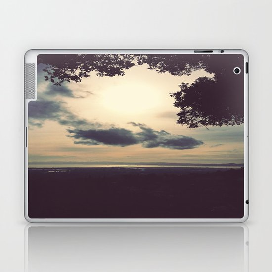 Overcast Bay  Laptop & iPad Skin