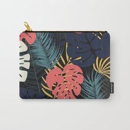Tropical pattern 048 Carry-All Pouch