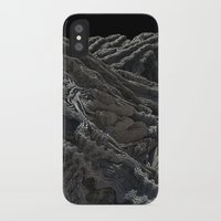 dark side of the moon iPhone & iPod Cases featuring Dark Side of the Moon by Lyle Hatch