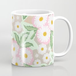 Chamomiles. Pastel'. Coffee Mug