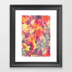 Summer Garden 4 Framed Art Print