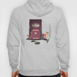 Sorcerer Of Woodland Charms Potions Spells And Fortunes Hoody