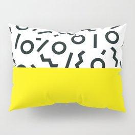 Memphis pattern 46 Pillow Sham