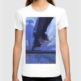 Nose Dive - Stunt Scooter Champ T-shirt