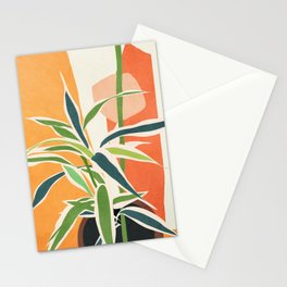 Colorful Branching Out 02 Stationery Cards