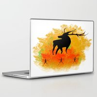 native Laptop & iPad Skins featuring Native by Max Wellsman