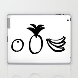 Fruit Plate Laptop & iPad Skin