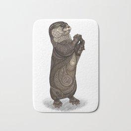 Infatuated Otter Bath Mat