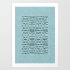 spo·rad·ic  Art Print