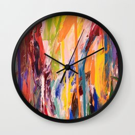 Painters Delight Wall Clock