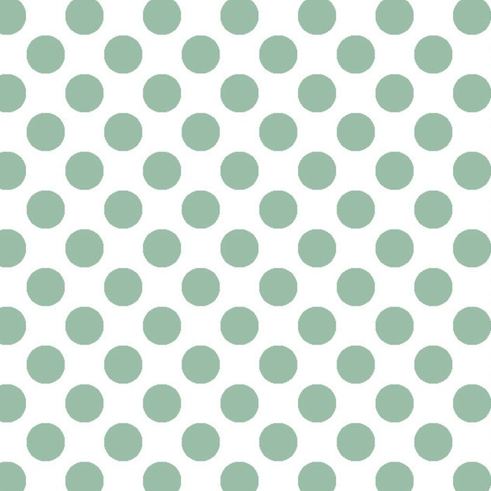 Grayed Jade Polka Dots Leggings