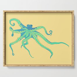 Bodacious Octopus Serving Tray