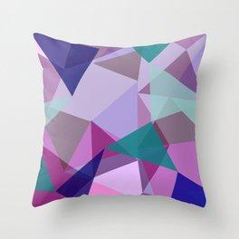 Geometric 2.1 Throw Pillow