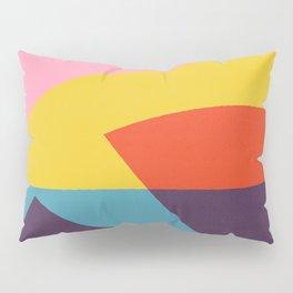 Pink Cocktail Pillow Sham