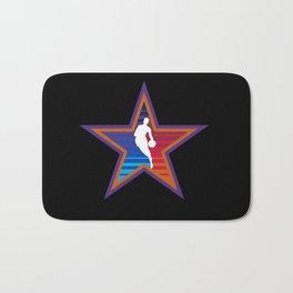 NBA All Star Bath Mat