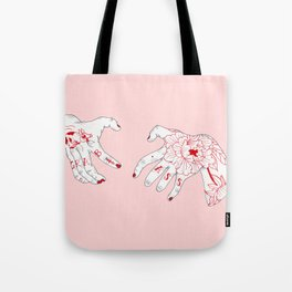 Grab A$$ Tote Bag