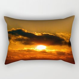 Friday Sunrise Rectangular Pillow