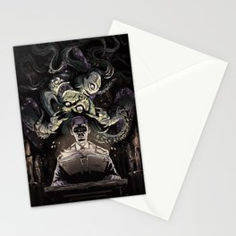 The Summoner Stationery Cards