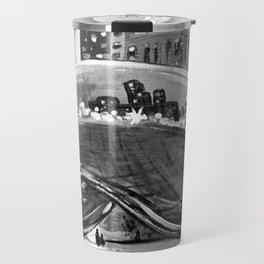Chicago Bean Painting Travel Mug