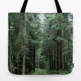Running Path Tote Bag