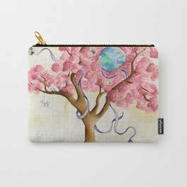Peace Treety Carry-All Pouch