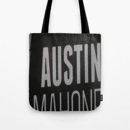 Austin Mahone Tote Bag