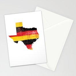 Guten Tag Y'all German Texan Oktoberfest  Stationery Cards