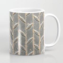Iron Spikes. Fashion Textures Coffee Mug