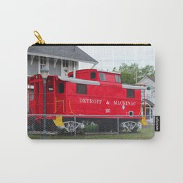 Grayling's Detroit and Mackinac Carry-All Pouch