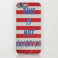 This is not America - A Hell Songbook Edition Slim Case iPhone 6s