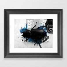 Lucane Framed Art Print