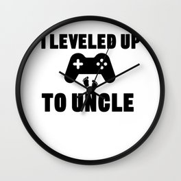 I Leveled Up To Uncle Wall Clock