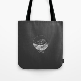Pacific Northwest Roots Tote Bag