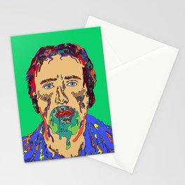 Face Melt Stationery Cards