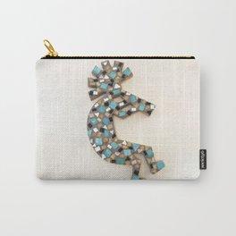Mosaic Kokopelli Carry-All Pouch