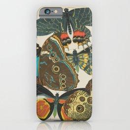 Art Nouveau Butterfly iPhone Case