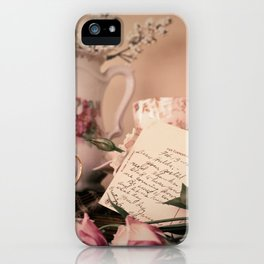 Dear Hilda iPhone Case