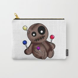 Womens Thinking About You   Voodoo Doll T-Shirt Carry-All Pouch