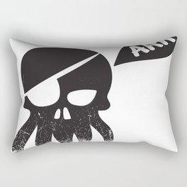 Pirate Cthulhu Rectangular Pillow