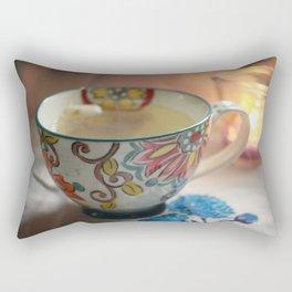 A Cuppa Tea Rectangular Pillow