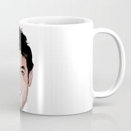 Colección Cracks, Carlos Vela Coffee Mug