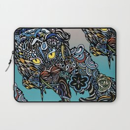 Dragon Cat (Color) Laptop Sleeve