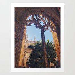 Toledo Art Print