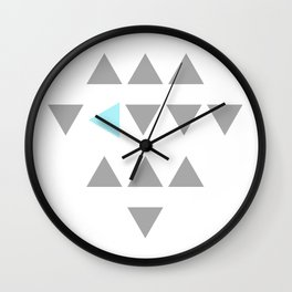 your color Wall Clock